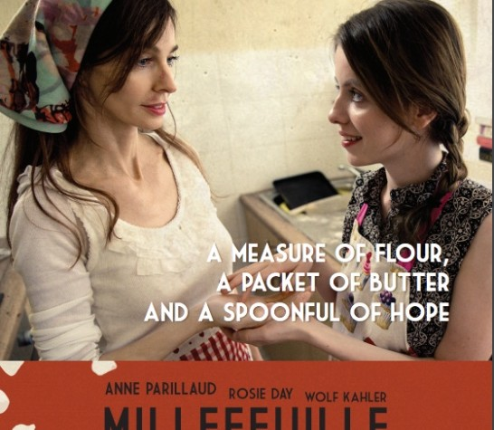 'Millefeuille' film about psoriasis